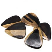 Timber Tones - Malay Ebony - 4 Picks | Timber Tones